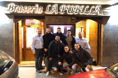 Restaurante-La-Pubilla-Esplugues-De-Llobregat-Cena-Amigos-Entrada