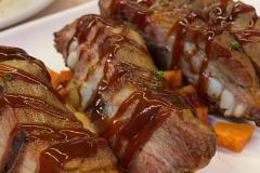 Restaurante-La-Pubilla-Esplugues-De-Llobregat-Costillas-Cerdo-BBQ